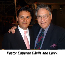 Pastor Eduardo Davila
